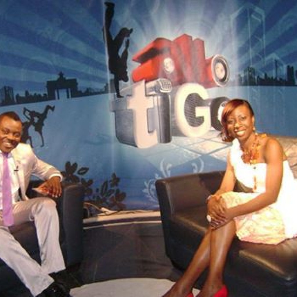 Interview on Allo Tigo Show at Metro TV with Jon Germain