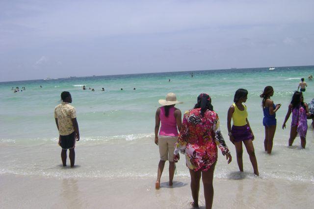 Bunmi TynTy Birthday Miami Florida 2011 - 04