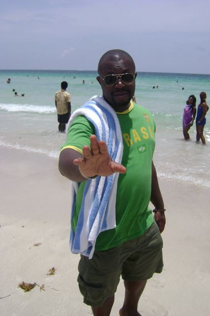 Bunmi TynTy Birthday Miami Florida 2011 - 05