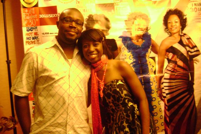 Bunmi TynTy Birthday Miami Florida 2011 - 11
