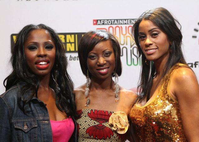 TolumiDE MOAMAS - African Awards NewYork Sept 24th 2011 - 01