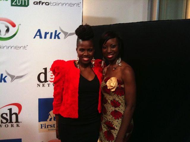 TolumiDE MOAMAS - African Awards NewYork Sept 24th 2011 - 02