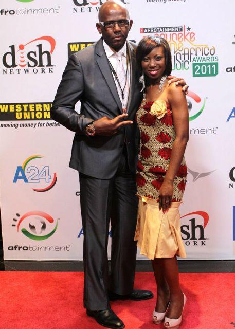TolumiDE MOAMAS - African Awards NewYork Sept 24th 2011 - 05