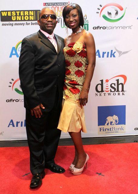 TolumiDE MOAMAS - African Awards NewYork Sept 24th 2011 - 06