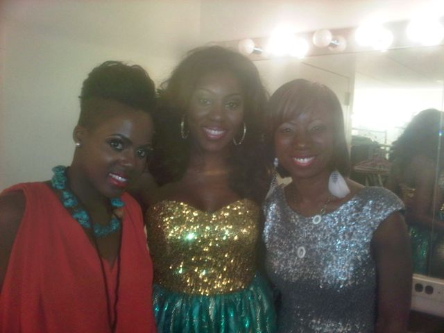 TolumiDE NEA Nigeria Entertainment Awards 2011 - 02