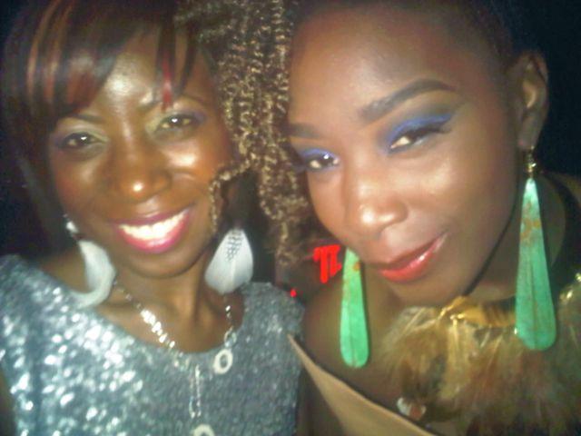 TolumiDE NEA Nigeria Entertainment Awards 2011 - 06