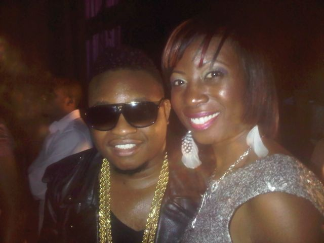TolumiDE NEA Nigeria Entertainment Awards 2011 - 07