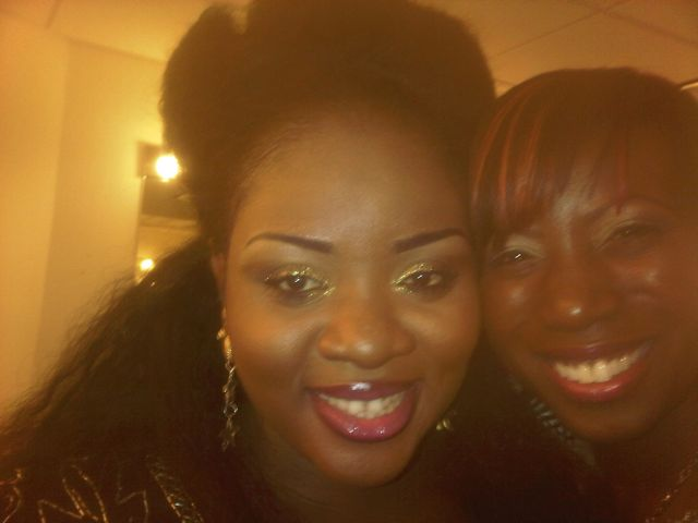 TolumiDE NEA Nigeria Entertainment Awards 2011 - 10