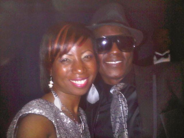 TolumiDE NEA Nigeria Entertainment Awards 2011 - 11