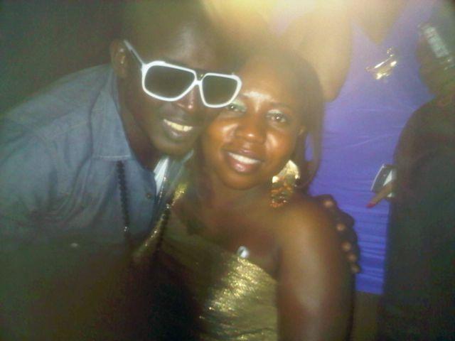 TolumiDE NEA Nigeria Entertainment Awards 2011 - 13