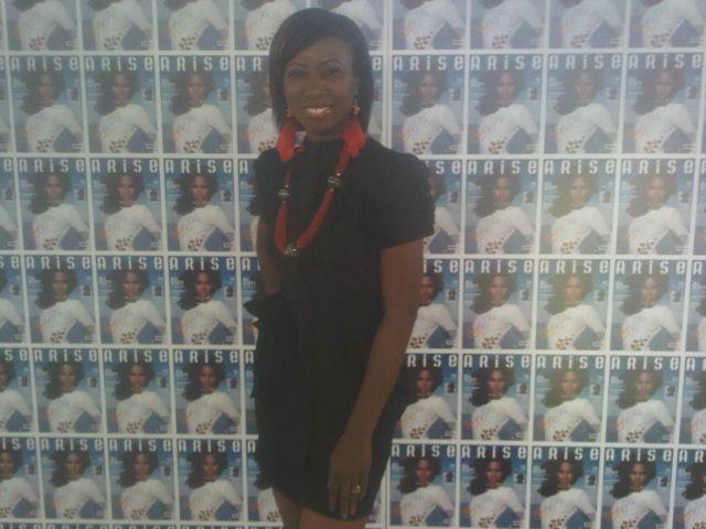 TolumiDE at Arise Fashion Show 2011 - 08