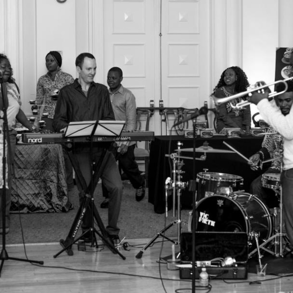 Afrikan Rhapsody Performance @ TUM Tasting