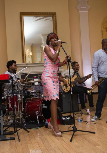 TolumiDE African Rhapsody TUM Performance 2012 - 07