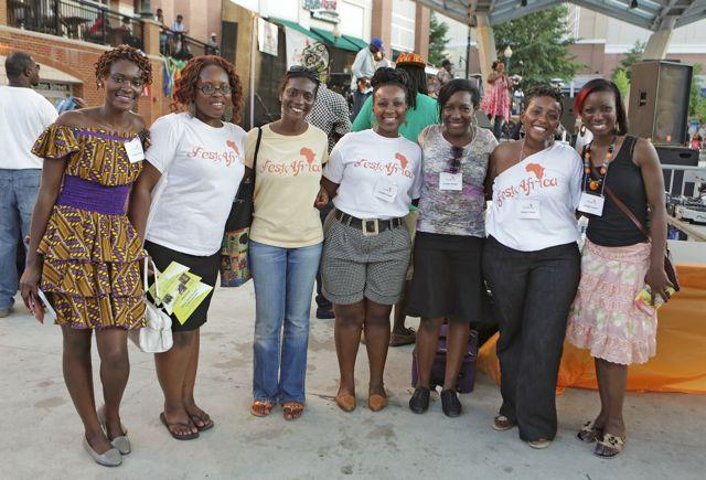 FestAfrica 2012