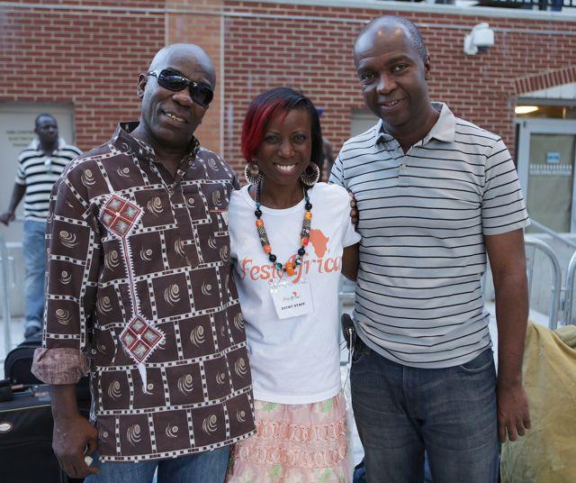 ToluimDE FestAfrica Maryland 2012 - 13