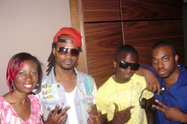 TolumiDE 2Face Concert in DC August 2012 - 07
