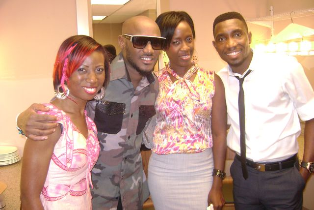 TolumiDE 2Face Concert in DC August 2012 - 10