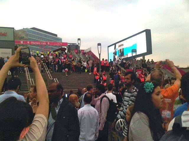 TolumiDE Garden Theater Tosin Otudeko London Olympics 2012 - 01