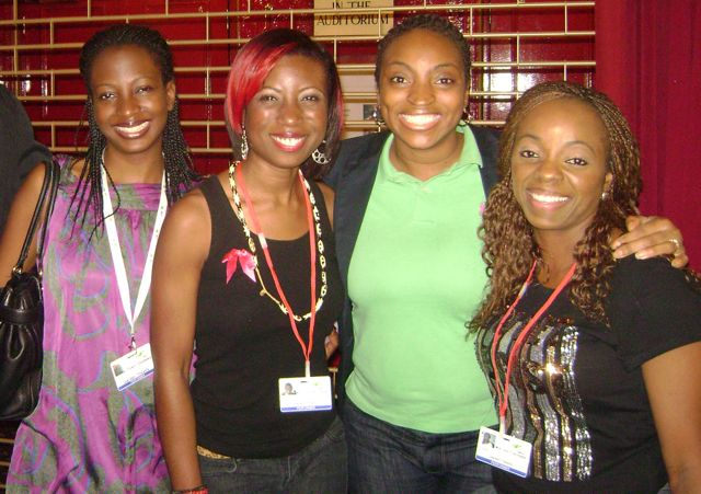 TolumiDE Garden Theater Tosin Otudeko London Olympics 2012 - 08