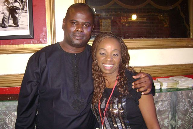 TolumiDE Garden Theater Tosin Otudeko London Olympics 2012 - 10