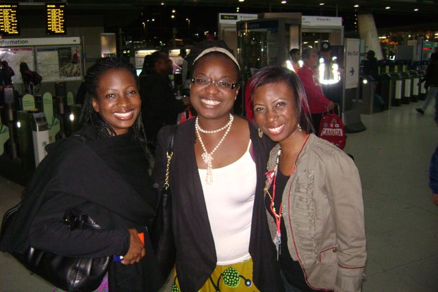 TolumiDE Garden Theater Tosin Otudeko London Olympics 2012 - 12