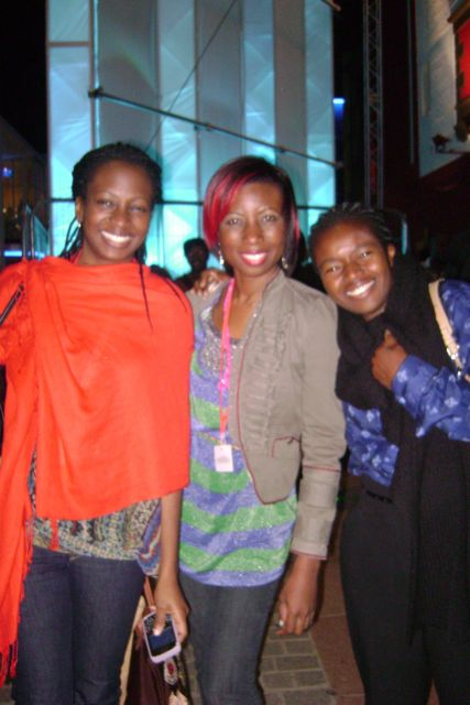 TolumiDE Garden Theater Tosin Otudeko London Olympics 2012 - 23