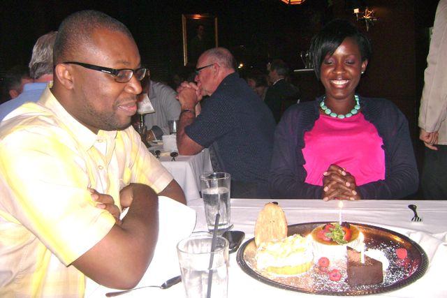 Frank Birthday Capital Grill DC 2012 - 3