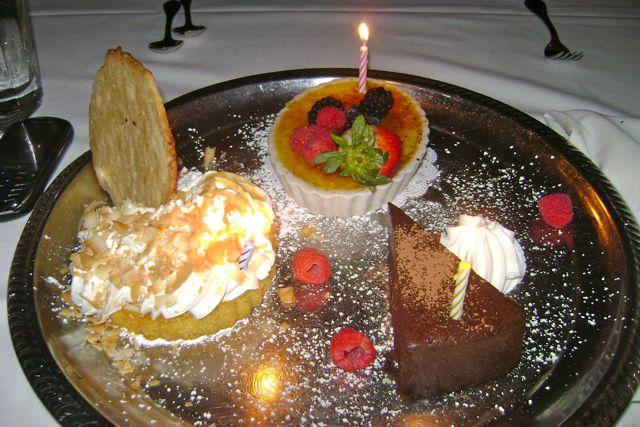 Frank Birthday Capital Grill DC 2012 - 4