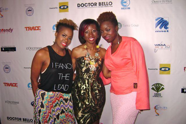 TolumiDE Dr Bello Movie Premiere - 14
