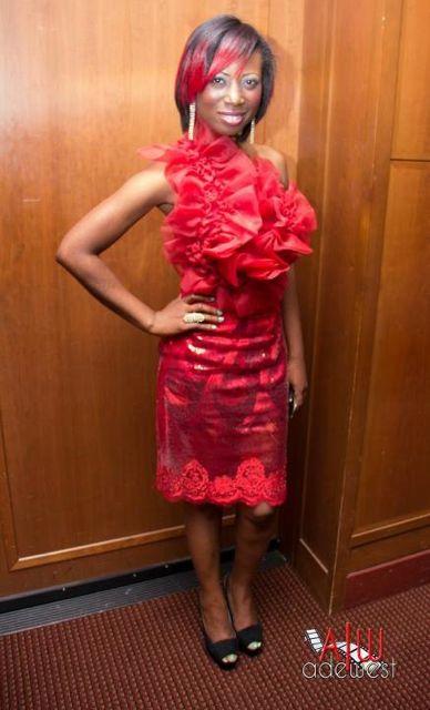 TolumiDE NEA photos Nigeria Entertainment Awards 2012 - 01