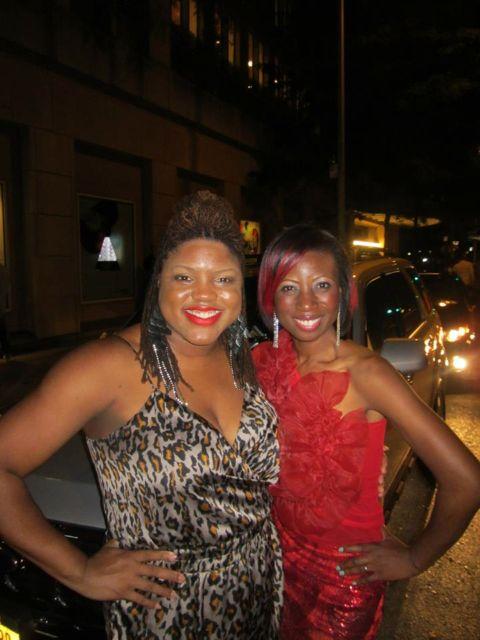 TolumiDE NEA photos Nigeria Entertainment Awards 2012 - 04