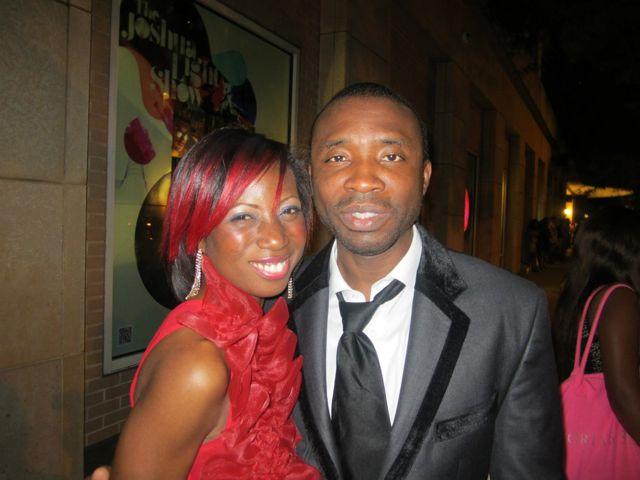 TolumiDE NEA photos Nigeria Entertainment Awards 2012 - 05