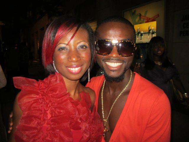 TolumiDE NEA photos Nigeria Entertainment Awards 2012 - 08