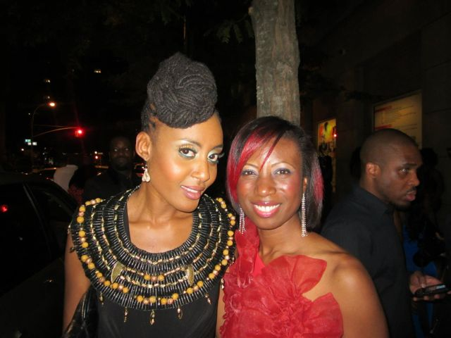 TolumiDE NEA photos Nigeria Entertainment Awards 2012 - 09