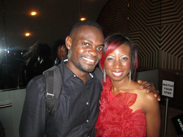 TolumiDE NEA photos Nigeria Entertainment Awards 2012 - 11