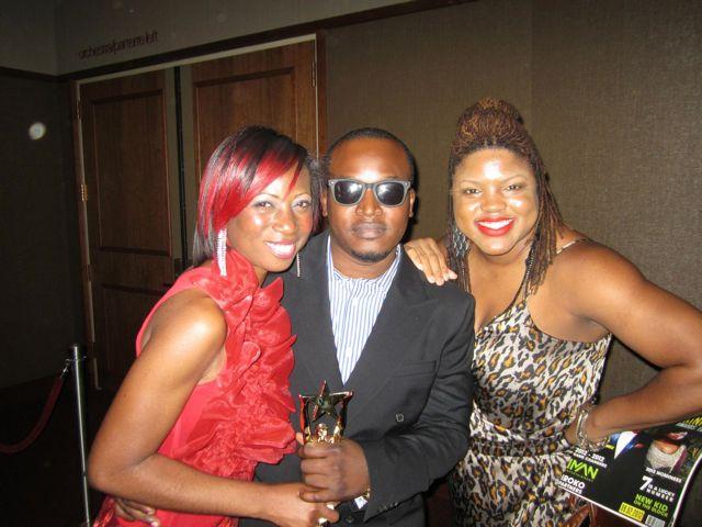 TolumiDE NEA photos Nigeria Entertainment Awards 2012 - 12