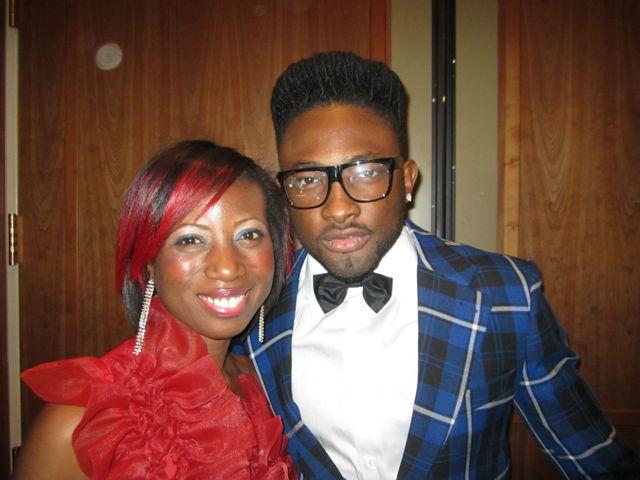 TolumiDE NEA photos Nigeria Entertainment Awards 2012 - 13
