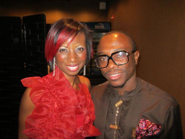 TolumiDE NEA photos Nigeria Entertainment Awards 2012 - 14
