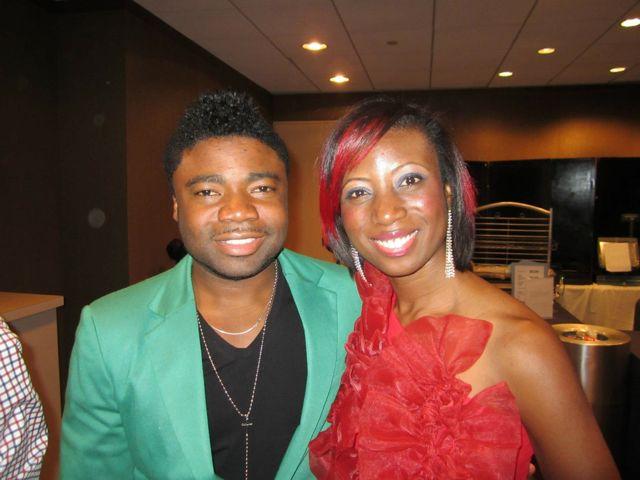 TolumiDE NEA photos Nigeria Entertainment Awards 2012 - 15