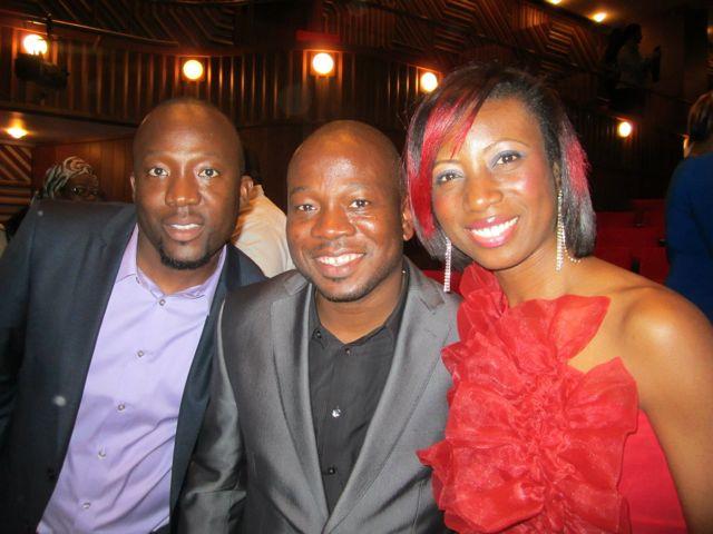 TolumiDE NEA photos Nigeria Entertainment Awards 2012 - 17