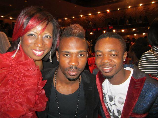 TolumiDE NEA photos Nigeria Entertainment Awards 2012 - 18