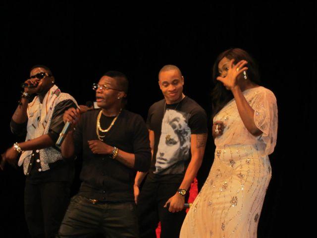 TolumiDE NEA photos Nigeria Entertainment Awards 2012 - 19