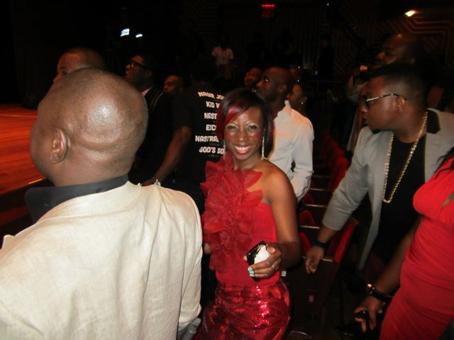 TolumiDE NEA photos Nigeria Entertainment Awards 2012 - 20