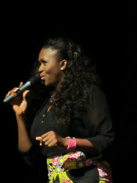 TolumiDE NEA photos Nigeria Entertainment Awards 2012 - 21