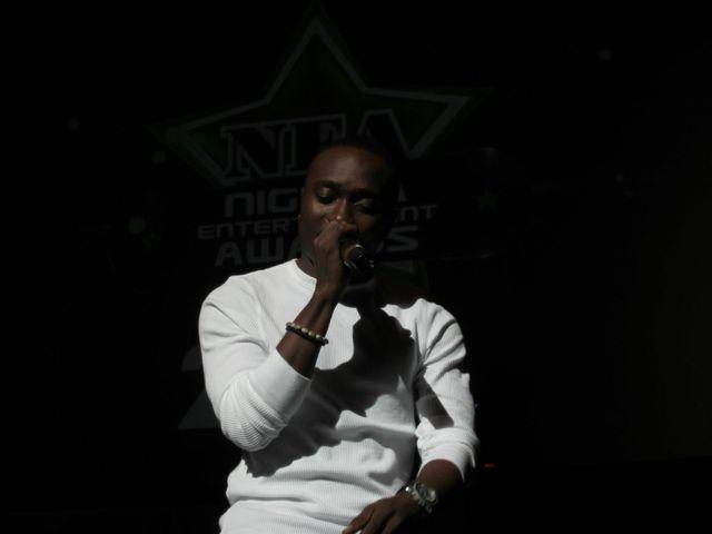 TolumiDE NEA photos Nigeria Entertainment Awards 2012 - 22