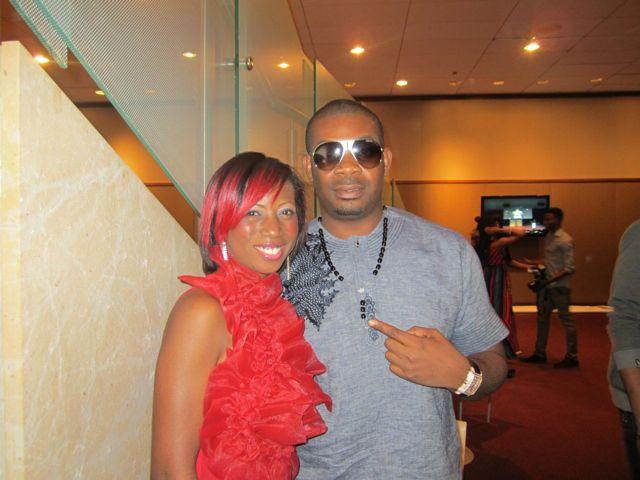 TolumiDE NEA photos Nigeria Entertainment Awards 2012 - 23