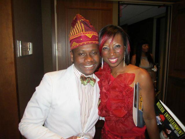 TolumiDE NEA photos Nigeria Entertainment Awards 2012 - 25
