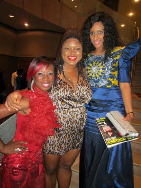 TolumiDE NEA photos Nigeria Entertainment Awards 2012 - 27