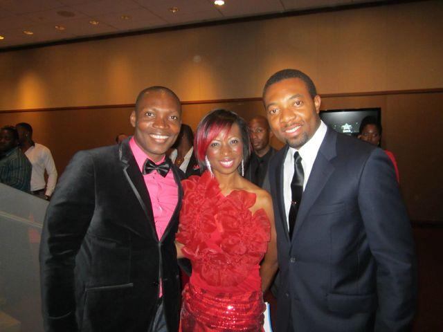 TolumiDE NEA photos Nigeria Entertainment Awards 2012 - 28