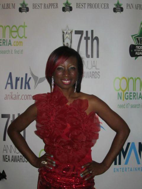 TolumiDE NEA photos Nigeria Entertainment Awards 2012 - 29